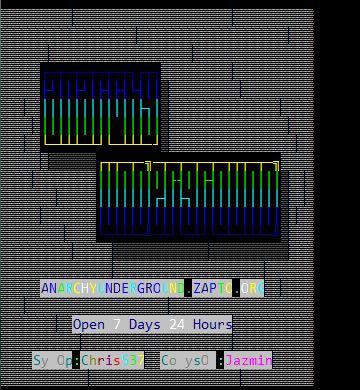 Anarchy Underground Telnet Bbs Guide